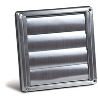 100mm Gravity Grille (Stainless Steel)