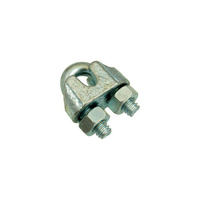 Catenary Wire Clamp 6mm