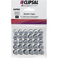 Clipsal Saturn Switch Mechanism Label Kit