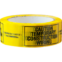 Construction Warning Tape