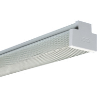 2 x 18 Watt Fluorescent Batten Diffused