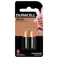 "Duracell ""Security"" 21/23 12V Battery"
