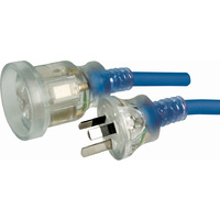 10mtr 15A Heavy Duty Industrial Extension Cord