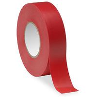 Red PVC Electrical Insulation Tape