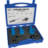 Professional Holesaw Kit