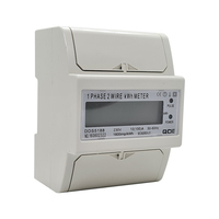 100 Amp Single Phase KWH Meter