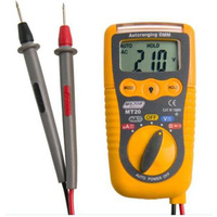 3-In-1 Pocket Auto Ranging Digital Multimeter