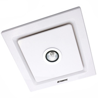 Tetra Light Square Exhaust Fan