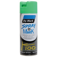Fluoro Green Marking Spray