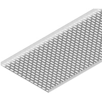 100mm Perforated Cable Tray (2.4mtr Length)