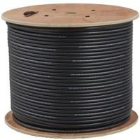 RG6 Quad Shield Coaxial Cable Foxtel / Austel Approved (305mtr Roll)