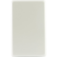 QCE Slimline Blank Plate Cover