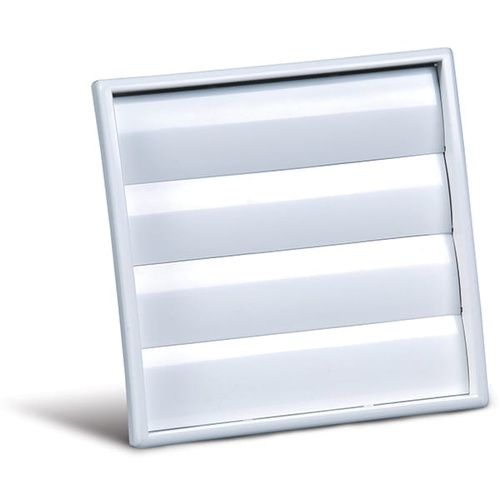 150mm Gravity Grille (White)