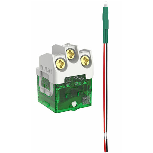 Clipsal Iconic Switch Mechanism 10A with LED
