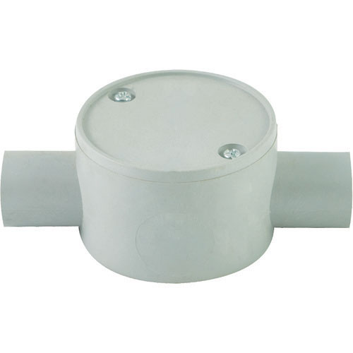 20mm 2 Way Shallow Junction Box