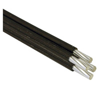 25mm 4 Core Aluminium Low Voltage ABC Cable (per mtr)