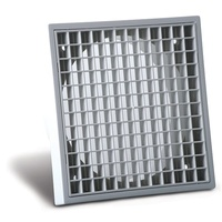 100mm Plastic Egg Crate Grille
