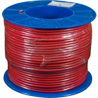 6.0mm Building Wire Red (100mtr Roll)