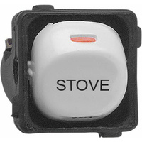 "Clipsal 30 Series 35A ""STOVE"" Switch Mechanism"