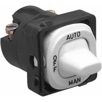 Clipsal 30 Series 3 Position AUTO-OFF-MAN Switch Mechanism