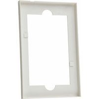 Clipsal Saturn Mounting Frame White