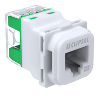 Clipsal 40 Series CAT6 Data Connector RJ45