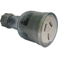 3 Pin Flexible Cord Extension Socket 20A