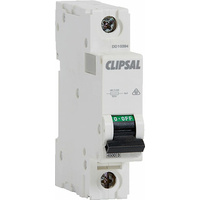 Clipsal Single Pole Circuit Breaker 4.5kA
