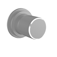 Clipsal Iconic Styl Kit Knob Dimmer Silver