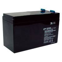 12V DV 7AH Sealed Lead Acid Alarm Battery