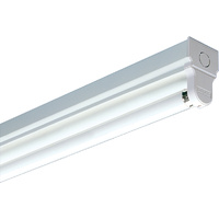 1 x 18 Watt Fluorescent Batten Bare