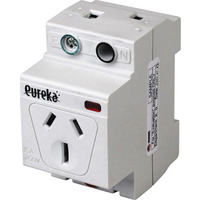 Eureka Double Pole Din Rail G.P.O. 15A