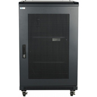 27RU Server Rack Data Cabinet 600mm wide x 1000mm Deep