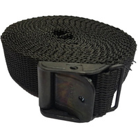 Fasty Transport Lashing Straps 3.5mtr Black
