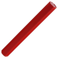Red Lumber Crayon