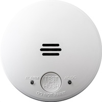 PSA Recessed Smoke Alarm 240V with 10 Year Battery