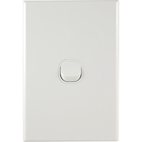 Connected Switchgear GEO 1 Gang Light Switch