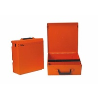 Orange Deep Rolacase with Orange Lid
