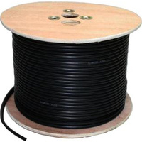 2 Pair External Telephone Cable (100mtr Roll)