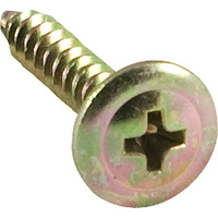8g x 25mm Washer Head Needle Point Screws