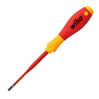 Wiha slimFix Screwdriver Slotted 3.5mm x 100 1000V