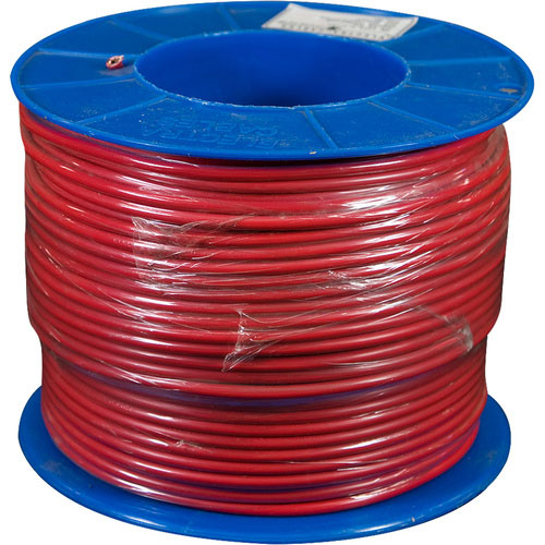 16.0mm Building Wire Red (100mtr Roll)