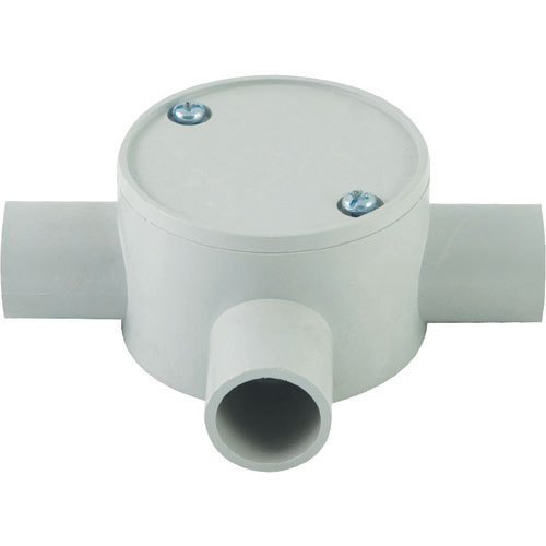 20mm 3 Way Shallow Junction Box